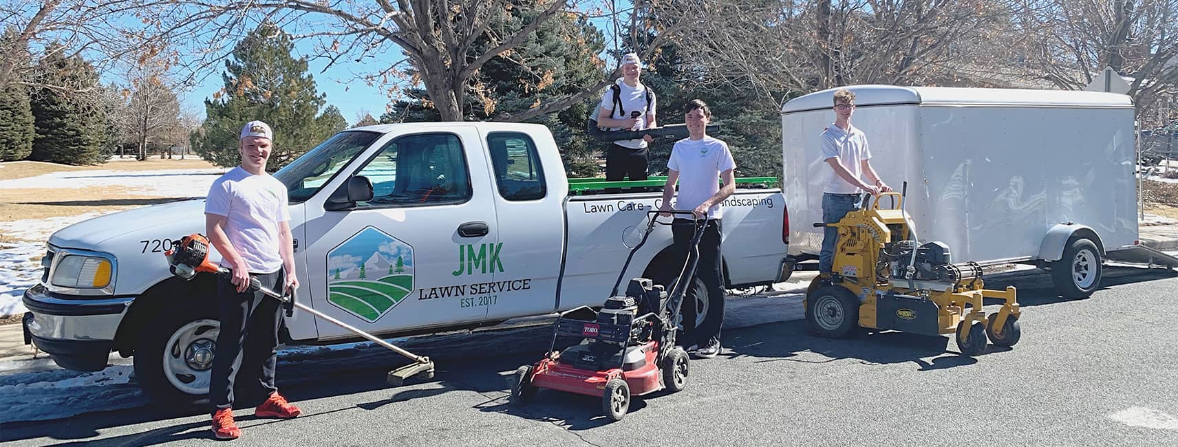 Boulder Lawn Care Services, Lawn Service and Lawn Mowing Service